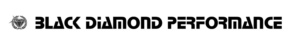 black diamond performance logo